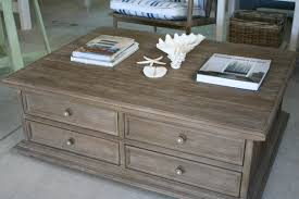 Weathered Coffee Table This Rustic Weathered Coffee Table Is From Our New Range Of