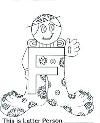 letter people coloring page 28874 bestofcoloring com