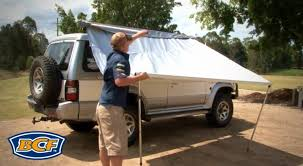 Oztent Awning Rv Awning Camping Bcf Youtube