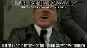 Slow Internet Meme - hitler and the return of the helium slow motion problem youtube
