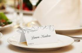Avery Table Tents Place Card Template Download Instantly Editable Text Elegant