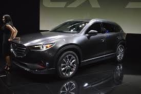 mazda big car 2016 mazda cx 9 to go on sale in late spring from 31 520