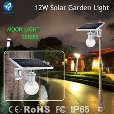 solar powered exterior wall lights china bluesmart 12w solar powered garden wall lighting with motion