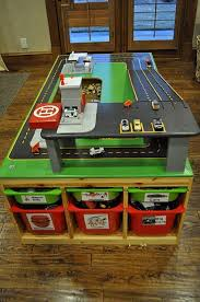 Build Your Own Wooden Toy Garage by Best 25 Toy Car Storage Ideas On Pinterest Matchbox Car Storage