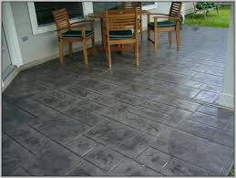 Brushed Concrete Patio Stamped Concrete London Ontario London Mini Concrete Stamped
