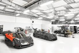 pagani factory pagani zonda 760rs history reviews and specs of an icon