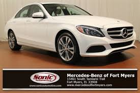 mercedes fort myers fl certified used 2015 mercedes c class for sale in fort myers