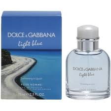 Dolce And Gabanna Light Blue Light Blue Swimming In Lipari Dolce U0026 Gabbana Prices