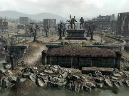 Dogmeat Fallout 3 Location On Map by Anchorage Memorial Fallout Wiki Fandom Powered By Wikia
