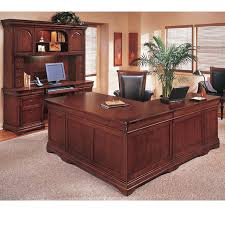 Desk Sets For Home Office Executive Desk Set Dallas Office Furniture New Traditional Wood