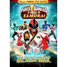 power rangers super samurai dvd clever housewife