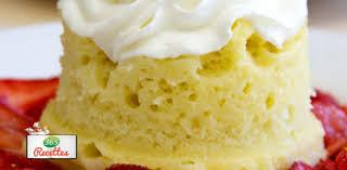 cuisiner au micro ondes recette sponge cake au micro ondes