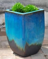 glazed ceramic pots ceramic modern milan pot ten thousand pots