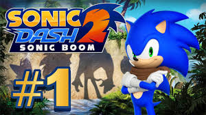 sonic 2 apk sonic dash 2 sonic boom android gameplay part 1