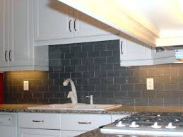 gray glass tile kitchen backsplash countertops backsplash modern tile backsplash peel and stick