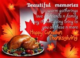 happy thanksgiving to all my fellow canadians