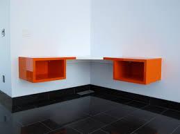desk corner wall desk