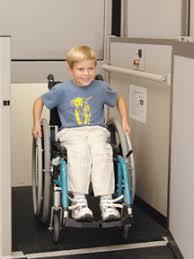 wheelchair lifts standard features genesis opal garaventa lift
