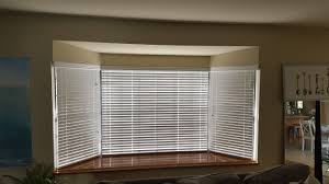 2 inch horizontal bay window plantation shutters blinds window
