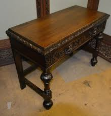 Victorian Sofa Reproduction Victorian Carved Oak Hall Table Stock Code 13052017 0 00 Dh