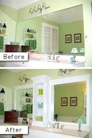 vanity mirror bathroom bathroom mirrors an otherwise boring