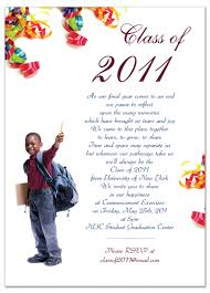 sle graduation invitation announcement white word