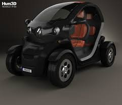 renault twizy interior renault twizy ze expression 2012 3d model hum3d