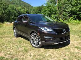 lincoln 2017 crossover on the road review lincoln mkc black label the ellsworth