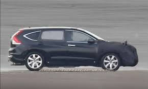 Subaru Three Row Honda May Be Prepping Cr V With 3 Row Seating For Overseas Markets