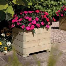 wood planter boxes garden beds and more