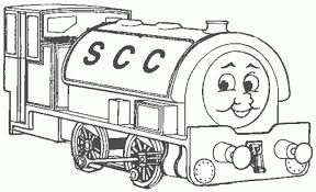 free printable thomas friends coloring pages kids