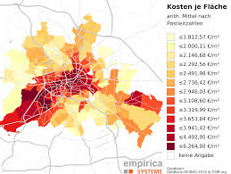 Berlin Germany Map by Price Maps For Germany Empirica Systeme Gmbh