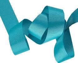 teal ribbon imported ribbons renaissance ribbons