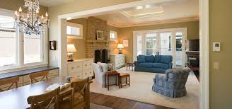 bungalow dining room energy efficient craftsman bungalow
