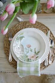 Easter Decorations For Dining Room by Best 25 Easter Table Decorations Ideas On Pinterest Easter