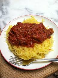 diabetic dishes recipes spaghetti squash paleo diabetic