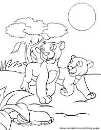 pleasurable lion king coloring pages sheets ideas 224