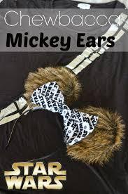 spirit halloween chewbacca chewbacca mickey ears eclectic momsense