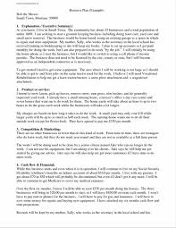 Proposal Cover Letter Template To Write A Business Proposal Cover Letter For Restaurant