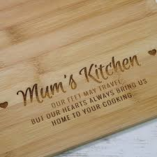 mum u0027s kitchen chopping board prezzely