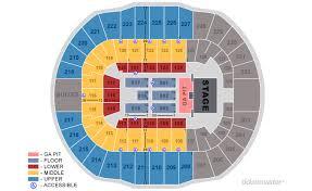 Ticketmaster Floor Plan Lafayette Cajundome Lafayette Tickets Schedule Seating Chart
