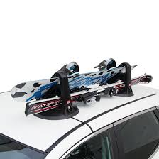 porta snowboard per auto kolumbus ski board fabbri portasci door snowboard black autorama