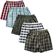 rossa mens satin boxer shorts printed individual or