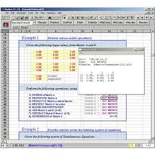 Applications Of Spreadsheet Best Microsoft Excel Alternatives Free Spreasheet Applications