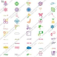 329 best cartouche cricut ma liste images on cricut