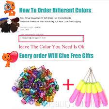 How To Dread Hair Extensions by Crochet Braids Faux Locs Hair Extension Dreadlocks Soft Locs