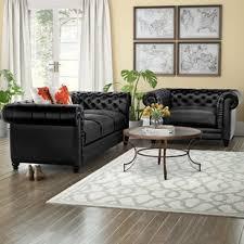leather livingroom sets modern contemporary sleek living room furniture allmodern