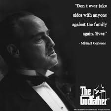 best 25 quotes from the godfather ideas on godfather
