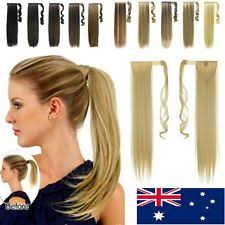 zala clip in hair extensions ponytail hair extensions ebay