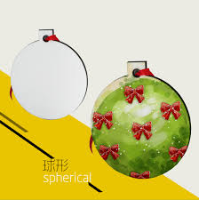 blank christmas tree ornament design your own christmas tree